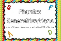 Phonics  / by Carolinka