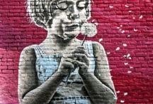 Street Art / by Mary De Sousa