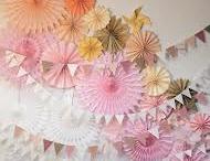 Paper Decorations / by Belinda Gonzalez