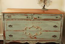 Painted Furniture / by Louise