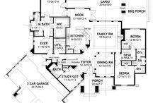 Floor Plans and Ideas / by Cassie Baird Skinner