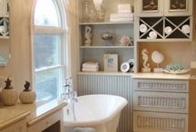 Home-Bathrooms / by Ashley Gillen