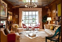 Interiors - Ceilings / by Jeanne Griffin