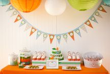 Dino Birthday Party / by See Vanessa Craft