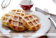 Doughnuts, Pancakes, & Waffles / by Sarah Bardsley