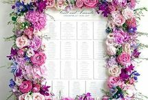Purple wedding Inspiration / Plums, violets, lavenders  / by Lauren Hainsworth