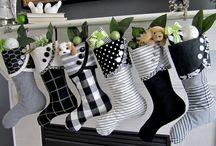 Stockings / by Ann Kilpatrick Kirkendall