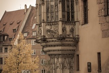 Europa - Nuremberg / by Mochileros .Org