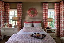 Guest bed & bath / by Natalie Herard