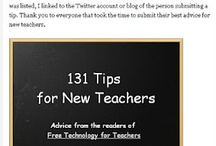 New Teacher Resources / by Tina Hill