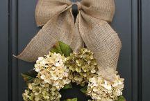 Wreaths / by Loren Nichols