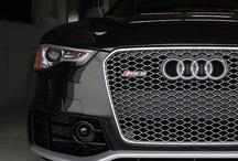 Audi / by Fidencio Miramontes