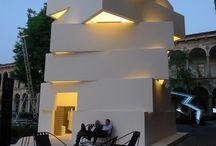 Arquitectura y Diseño Interior // Architecture and Interior Design  / by Proyectil Design