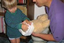 Potty Training a Toddler / by Bridget Hardage