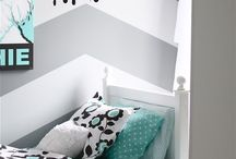 Girls Bedroom Inspiration / Ideas for decorating a girl's bedroom / by Shasta Spivey