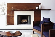 Fireplace / by Amy Hirsch