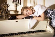 beautiful music / by Angela Ledington-Fischer