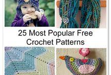 Crochet  / by Linda Lo