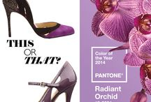 Radiant Orchid / by Nine West Canada