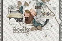 Scrapbook Layouts/Sketches / by Marsha Whitmire