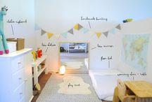 JR Montessori in the Home / Creating the montessori feel in the home at an early age. :) / by Brandi Serrano-Freeman