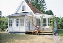 Tiny Houses / by Claudia Hill-Sparks