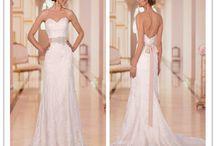 Wedding dresses / by Angel Pedraza