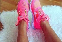 Nikes!!♥ / by Halee C Bundren