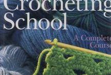 CRAFT: Crochet / by Tina Gray
