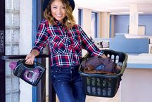 Woolite Darks featuring Jeannie Mai / Dark clothes are everyone's best friend. Unlike other detergents, Woolite Darks will help protect them from fading, even after 20 washes. So you never look washed out, just fabulous! Don't take a chance. Trust Woolite Darks. / by Woolite