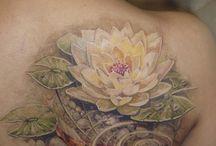 Tattoo ideas / by Melanie Davis