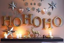 XMAS DECOR <^>◘◘ / by myShoppingExperience