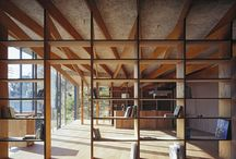 interiors / by son miseon
