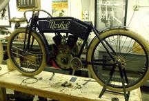 1909 Merkel Racer painted by Dutch Bros. Garage / by Dutch Bros. Garage