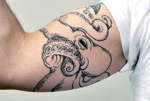 Tattoos / by Fallon Carrington