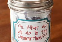 Summer time activities / by Amy Jacobsen