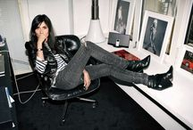 Emmanuelle Alt /  Editor-in-chief of Vogue Paris  / by Gabrielle Utsey