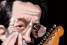 Caricatures / by Stephen Gandy