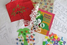 Home Literacy Bag Ideas / by Kristin Brown