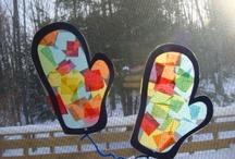 Kindergarten January / by Paula Miller