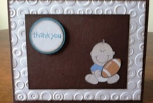 My Handmade Cards (Non-Stampin' Up!) / My personally handmade cards.  If you enjoy card making, follow my Stampin' Up!, My Stampin' Up! Projects and Handmade Cards & Tips boards.  / by Kelly Mathews (Indiana Inker)