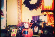 Holiday Decor/Ideas  / by Bailey Silvey