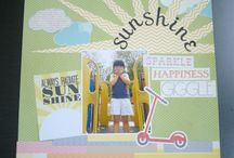 Scrapbook Projects / by Susan Koh