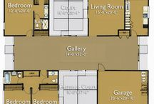 Floor Plans / by Heather Cabrera