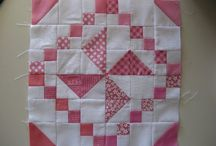 quilt blocks / by Inez Swapp-Hulsey