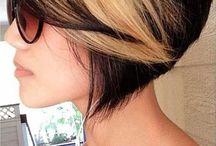 Hair & makeup  / by Heather Bond