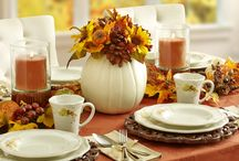 Eat, Drink, & Give Thanks! / Enjoy a combination of classic and creative ideas this Thanksgiving!  / by Pfaltzgraff