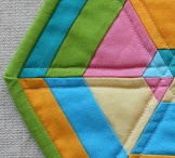 Sewing - Trivet Ideas / by Angie Bartos