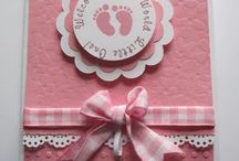 Baby Cards / by Eileen Mathys