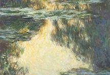 Art that I love  -  Claude Monet  / by Angelika Braxton